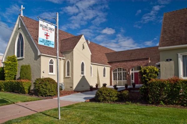 About All Saints Episcopal Church